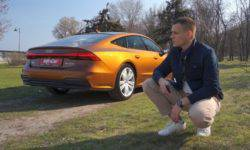 Test drive Audi A7 Sportback 2019. More questions than answers…