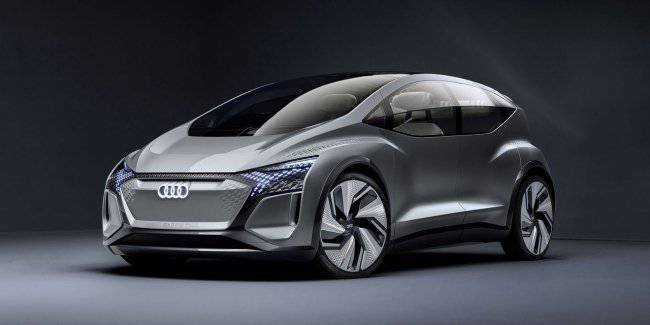 Audi will bring to Shanghai his new AI model:me