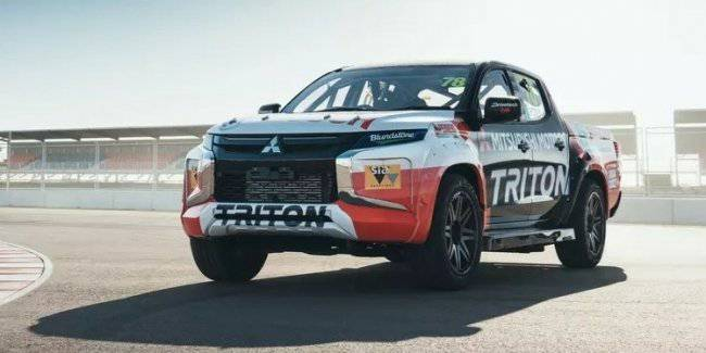 """New Mitsubishi L200 can start to """"hundred"""" for 3.5 seconds"""