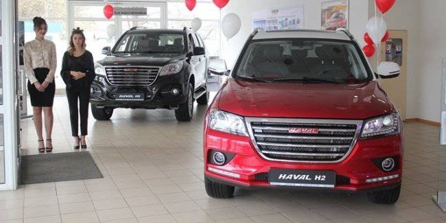 Took place the opening of the dealership HAVAL in Chernigov!