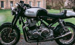 Norton together with Breitling have prepared a special version Commando 961