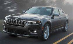 Jeep has expanded the range of models at the expense of a sedan