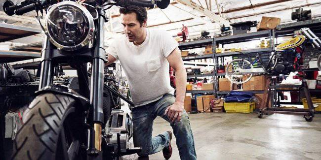 From Ducati Motorcycles to Arch: Keanu Reeves spoke about their motorcycles