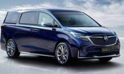 Company Buick introduced its ultra-luxury van GL8 Avenir