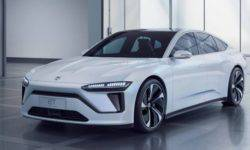 Chinese Nio introduced its first electric sedan ET Preview