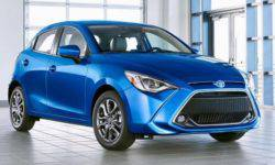 Disguised Mazda: Toyota introduced the Yaris 2020