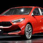 The new hybrid Karma with a 3-cylinder engine BMW has unveiled in Shanghai