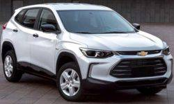 The new version of the Chevrolet Trailblazer will lose the frame body structure and cheaper
