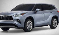 New Toyota Highlander SUV 2020: the design of the RAV4 and hybrid motor