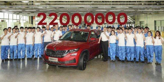 Anniversary the Kodiak: Skoda has released the 22 millionth vehicle in the 124-year history