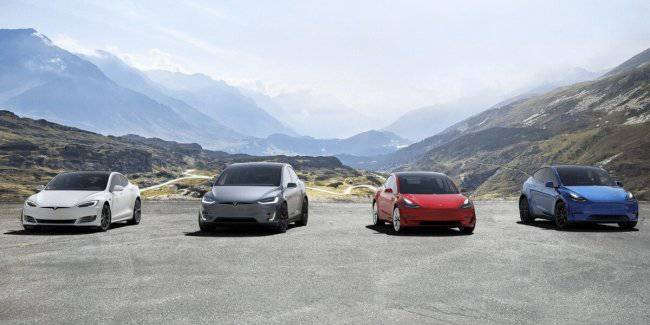 Elon Musk announced a significant increase in the production of Tesla