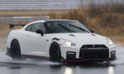 Nissan brought to new York the updated GT-R Nismo
