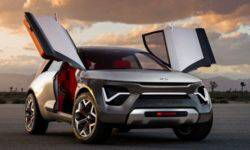 KIA showed its vision of the future of electromobility