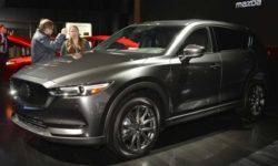 New Mazda CX-5 got modified with a diesel engine