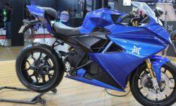First electric motorcycle Emflux will not exceed $9000