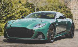 """Aston Martin supercar dedicated to the victory in the """"Le Mans"""" 60-year-old"""