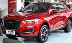 "Crossover Haval F5 became the firstborn of a new ""youth"" F-series"