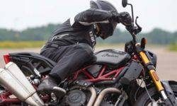 The Indian company is planning two new models on the basis of Indian FTR1200