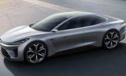 Enovate ME-S: another competitor Tesla in the style of Porsche