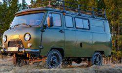 "New UAZ ""LOAF"" Trophy: release date and details"
