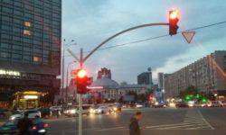 Traffic lights in the capital will provide equipment uninterruptible power supply