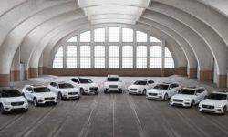 Global sales of Volvo Cars rose 9.4% in the first quarter of 2019