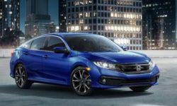 Honda announced the release of the new Civic