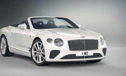 Bentley dedicated Bavaria the special version of Continental GT convertible