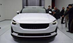Polestar will present in Guangzhou your model Polestar 2