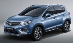Became known the price of the new crossover Dongfeng AX5