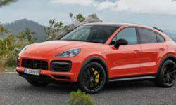 Appeared details about the new Porsche Cayenne Coupe GT