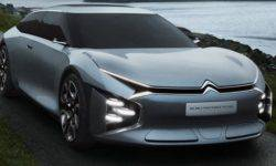 Citroen is preparing a flagship sedan which will replace the C5 and C6 cars