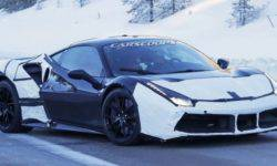 Ferrari until the end of the month will present its first hybrid supercar