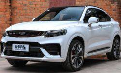 Geely FY11 on the basis of the Volvo XC40 already on sale