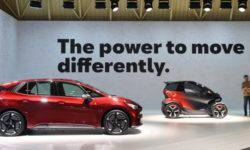 SEAT introduced its electric lineup
