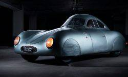 The oldest surviving Porsche sold at auction