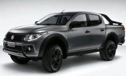 Fiat withdrew from the production copy of the Mitsubishi L200