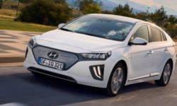 Hyundai Ioniq get a larger range and more technology