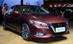 The next generation of the sedan Nissan Sylphy will show in July