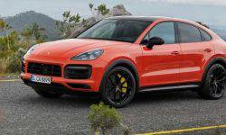 Hybrid Porsche Cayenne Coupe will appear this year