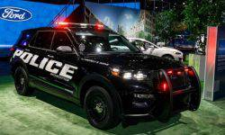 Ford has released a special version of the Ford Explorer SUV for the police