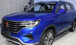 SAIC will release a cool new crossover Roewe MAX