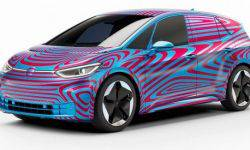 Volkswagen told about the plans to launch electric ID.3