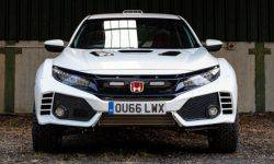 Honda has unveiled two modified tuner version of the Civic Type R