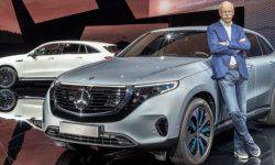 Daimler new head and new plans