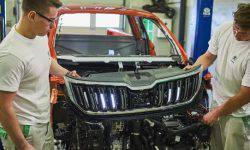 Skoda told about the pickup on the basis of crossover Kodiaq