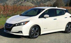 """Battery electric Nissan Leaf can """"live"""" up to 22 years"""