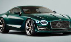 Bentley will introduce a completely new concept in July