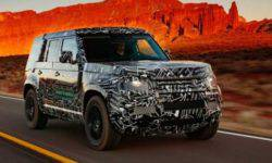 New Land Rover Defender will be assembled in Slovakia
