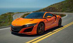 Honda released a 650-strong version of the supercar NSX